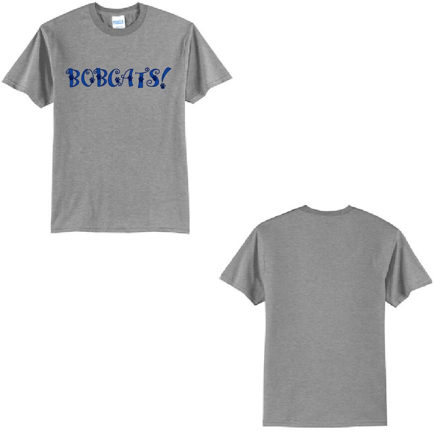 2021 Hinsdale Bobcats T-Shirt