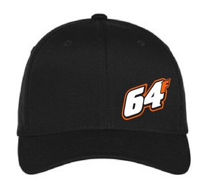 2021 Fisher Racing Fitted Hat