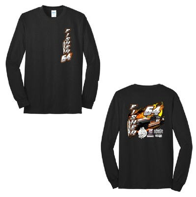 2021 Fisher Racing Long Sleeve
