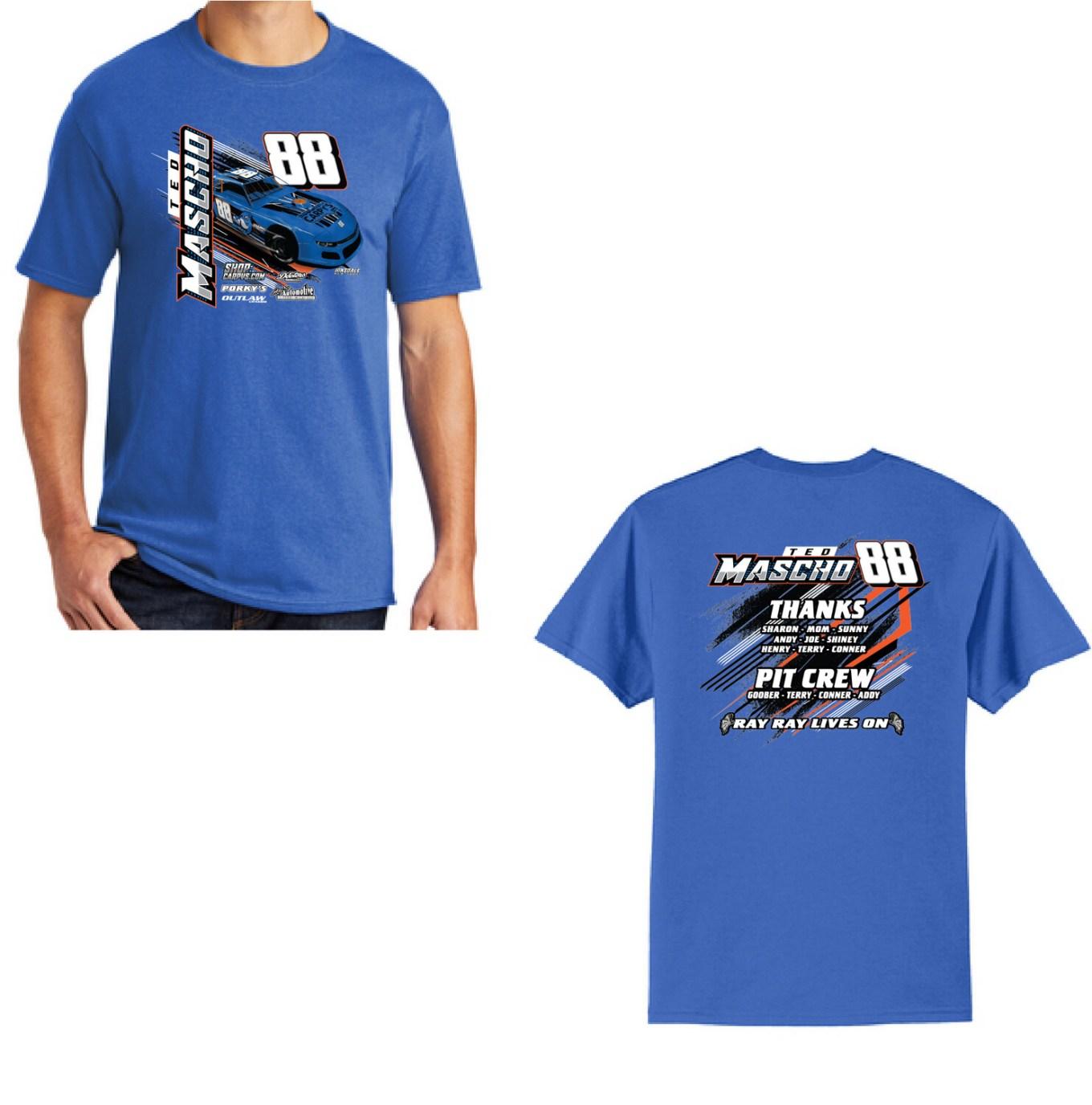 2021 Mascho Racing T-Shirt
