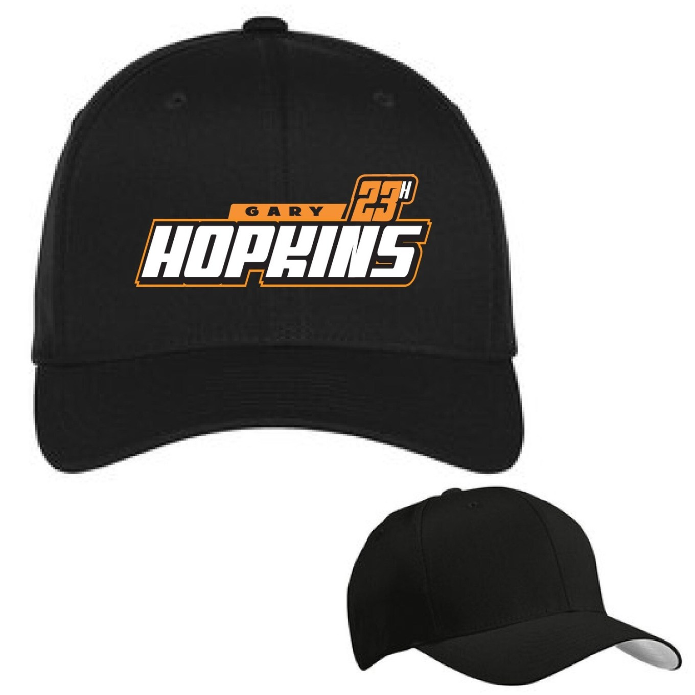 2021 Hopkins Racing Fitted Hat