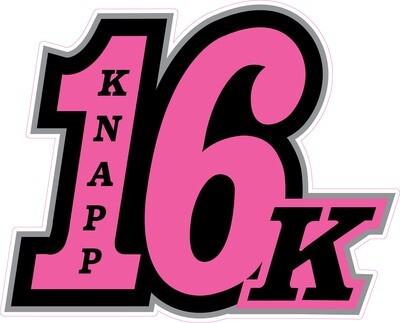 2021 Knapp Racing Sticker