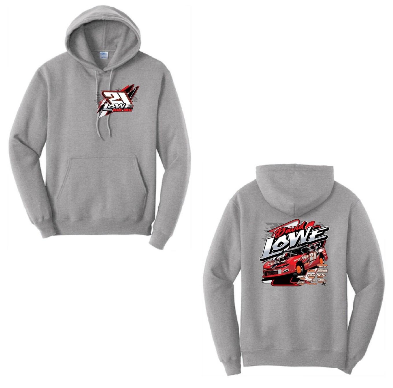 2021 Lowe Racing Hoodie