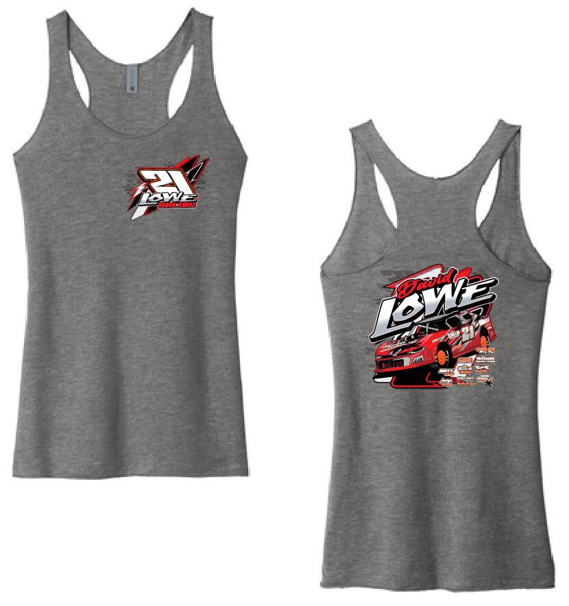 2021 Lowe Racing Ladies Tank Top