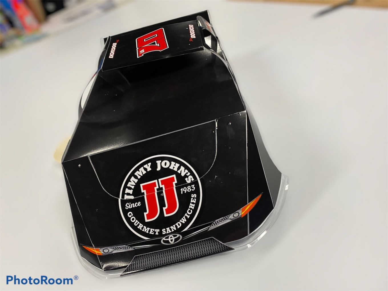 J-Body RC Crate Late Model Wrap (Designed to Order)