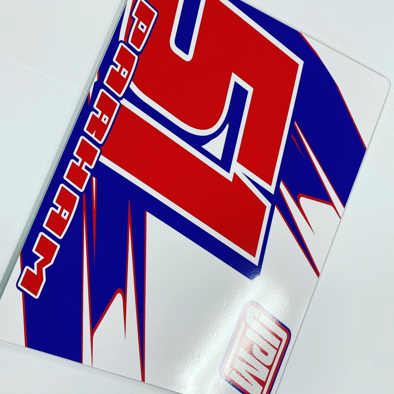 Pit Boards (Small / No Pockets) (Custom Designed to Order)