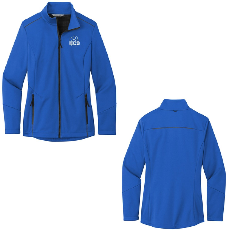 2021 Fall Hinsdale Spirit Wear Ladies Jacket