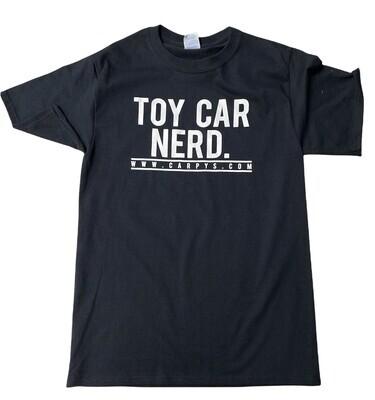 Carpy's Toy Car Nerd TShirt 2022