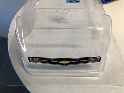 Chevy Late Model Alternative Headlights & Grille