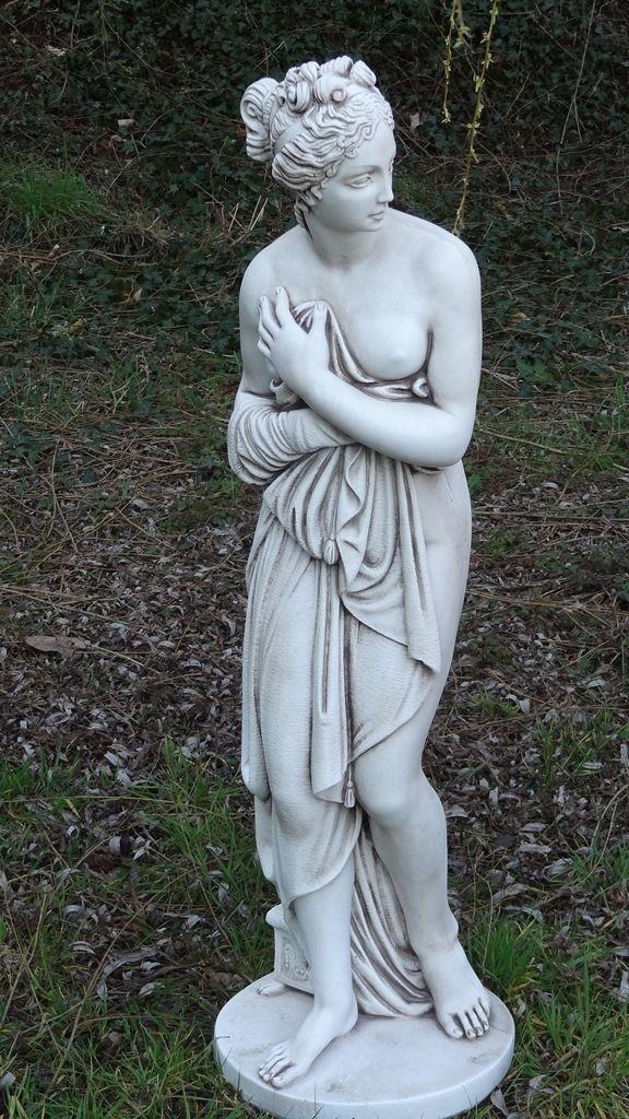 statue de jardin pandora 116 cm