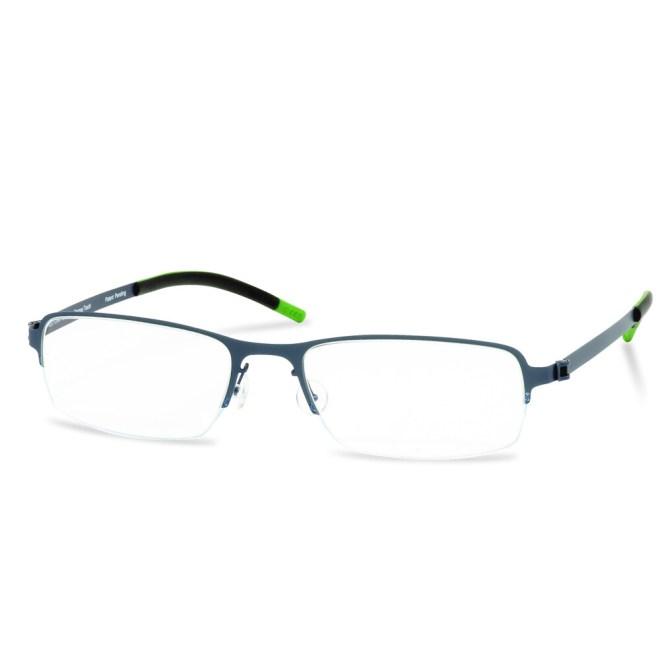 Green Semi Rim FFA 904 Blue   (53-21-145 mm)  size L