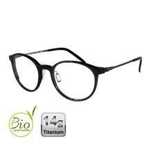 Green Full Rim FFA992 Shiny Black (50-19-135) 130 Size L