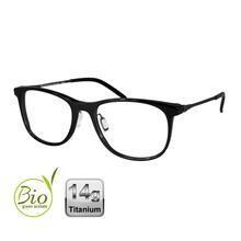Green Full Rim FFA994 Shiny Black (52-18-140) 131 Size S
