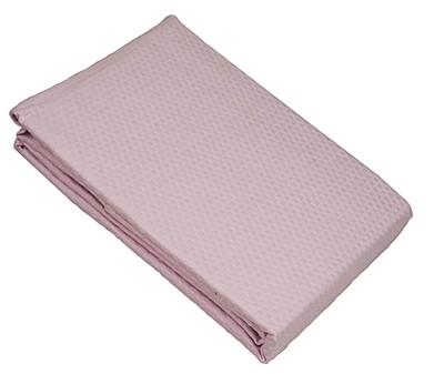 Κουβέρτα Πικέ Γίγας Sanforized Pink - Le Blanc