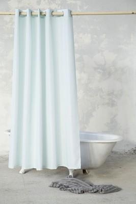 Κουρτίνα Μπάνιου Υφασμάτινη 180Χ180 εκ. Essential Mint - Nima Home
