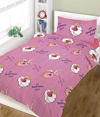 Σετ Σεντόνια Μονά Shopping Girl Cotton Line
