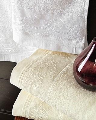 Σετ 3 τεμ. Πετσέτες Δαντέλα Shiraz - Rythmos