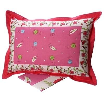 Σετ Σεντόνια Μονά Cotton Feelings 4675 Pink - Sunshine