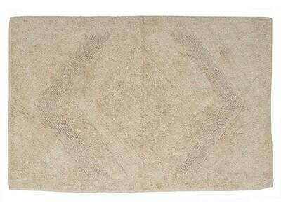 Πατάκι Μπάνιου 60Χ90 εκ. Cotton Beige - Sunshine