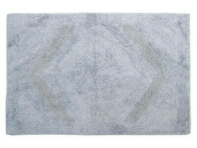 Πατάκι Μπάνιου 60Χ90 εκ. Cotton Gray - Sunshine