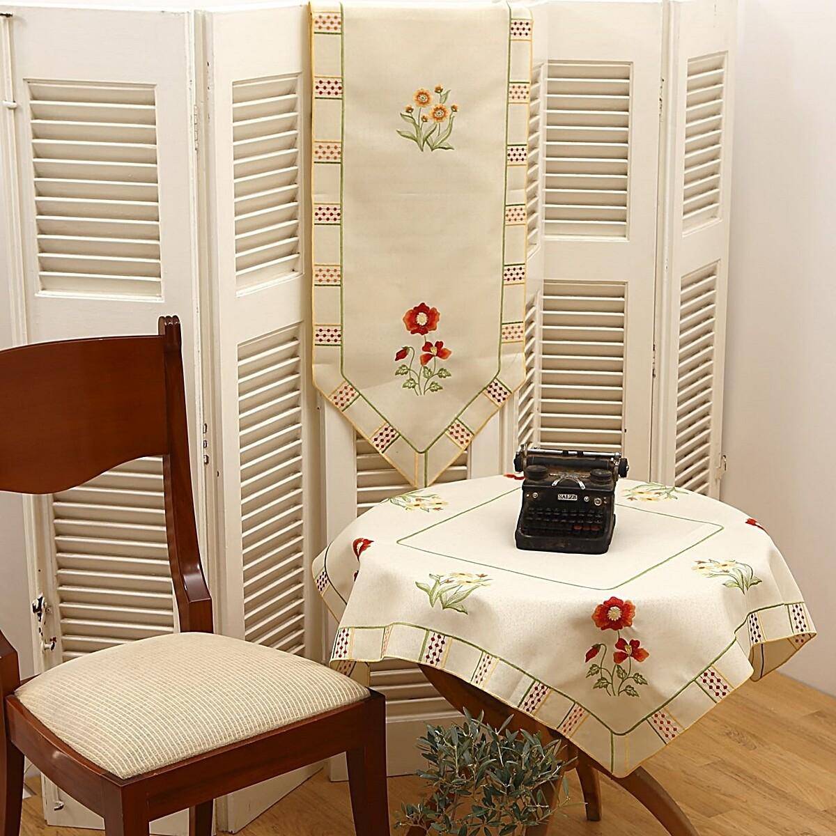 Καρέ Κέντημα 32482 - Ilis Home