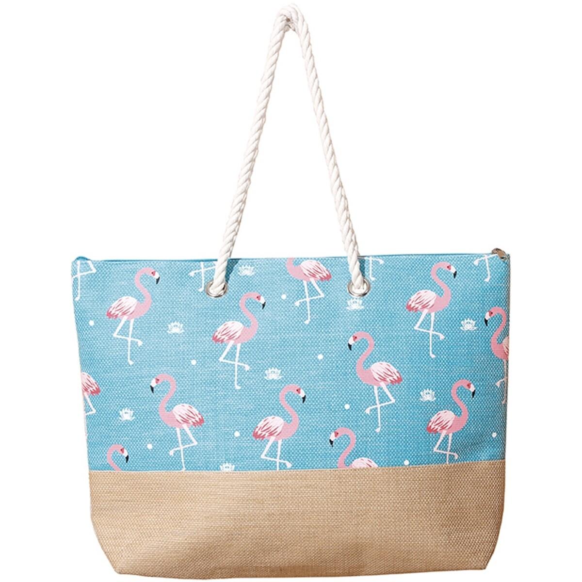Τσάντα Σταμπωτή Flamingo 45Χ45 εκ. 2924 L  - Ilis Home