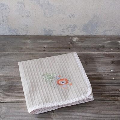 Κουβέρτα Πικέ Λίκνου Tagalong - Nima Home