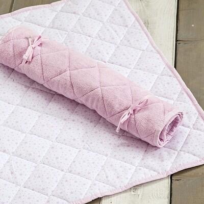 Αλλαξιέρα/Στρωματάκι Snuggle Pink - Nima Home