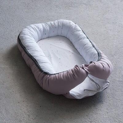 Βρεφική Φωλιά Baby Nest Pink - Nima Home