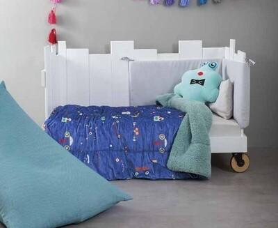 Κουβερτο-Πάπλωμα Κούνιας Robo Tiny - Nima Home