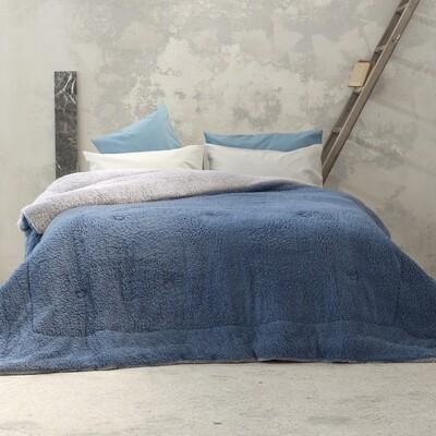 Κουβερτο-Πάπλωμα Γίγας Melt Light Gray-Blue - Nima Home