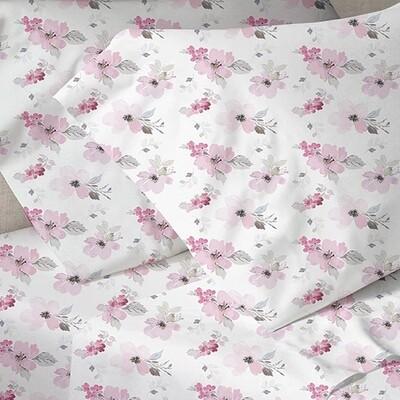 Μαξιλαροθήκες Ζευγάρι Menta 030 Pink - Sunshine