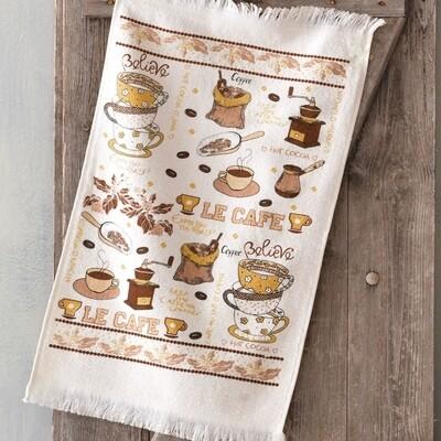Πετσέτα Κουζίνας Βελουτέ Believe - Rythmos
