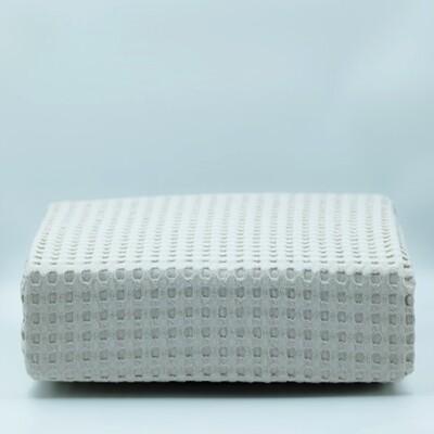 Κουβέρτα Πικέ Υπέρδιπλη Βαμβακερή Cappuccino - Adam Home