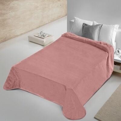 Κουβέρτα Βελουτέ Μονή 802 Opal Rose - Adam Home