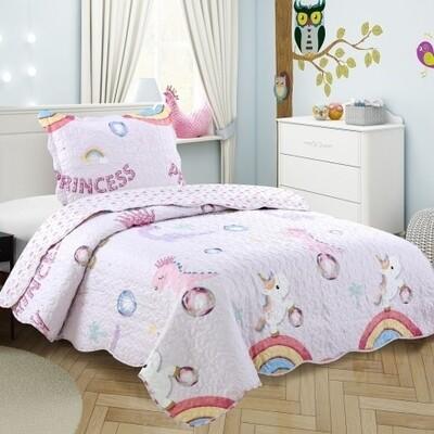 Σετ Κουβερλί Μονό 4050 Unicorn - Adam Home
