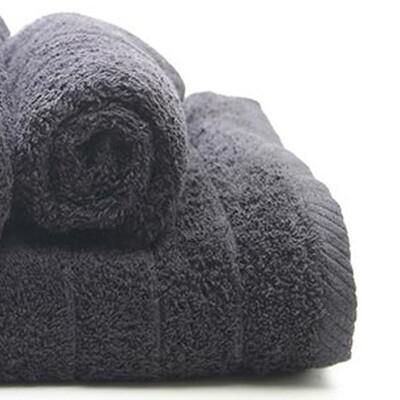 Πετσέτα Χεριών Dory 10 Dark Gray - Sunshine