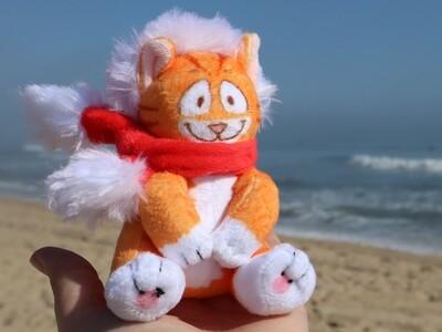 Santa Pip Stuffed Animal