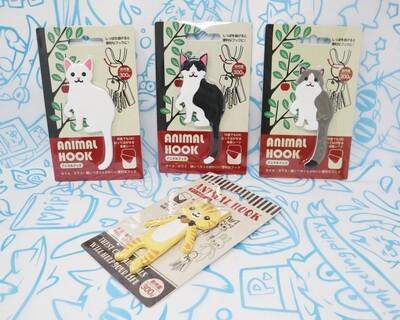 Sticky Cat Bendable Hooks