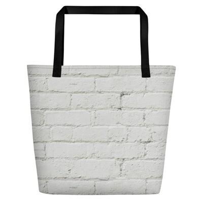 Ton of Bricks Beach Bag