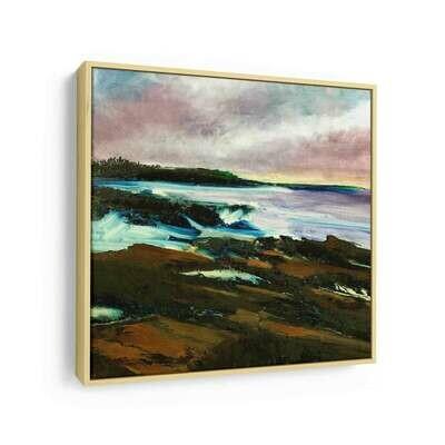 Coastal Sunrise | Print on Canvas