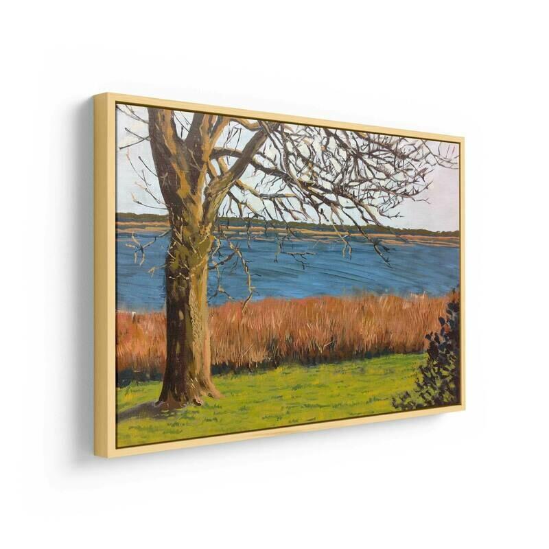 Sandy Neck | Original Oil Painting