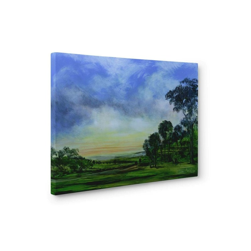Ludicrous Valley | Print on Canvas