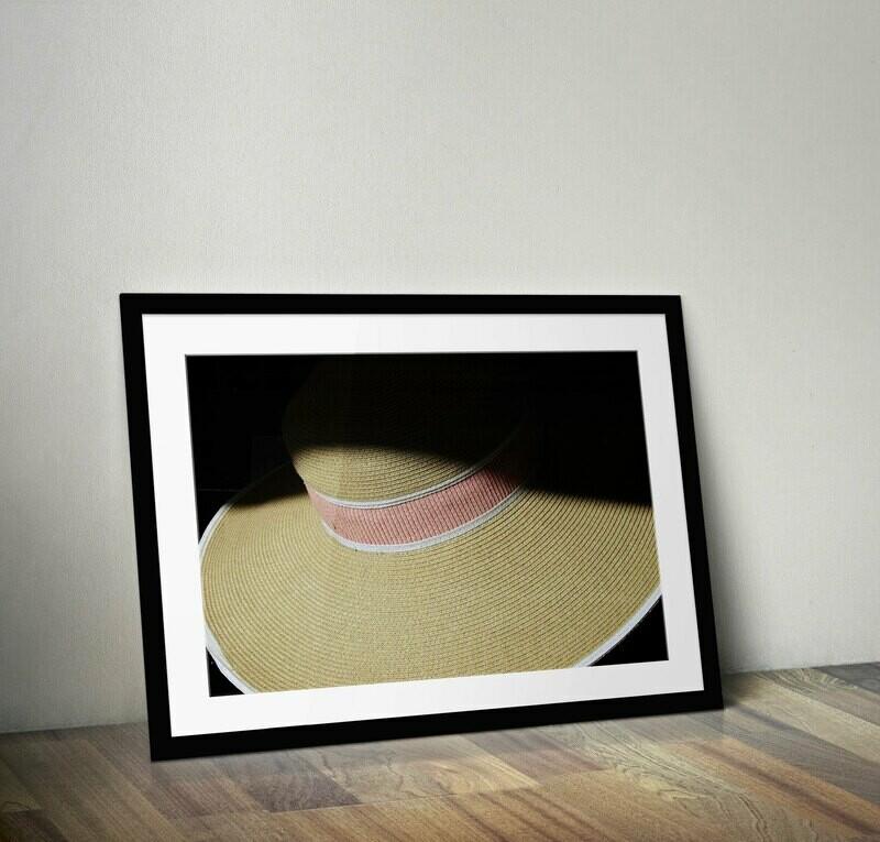 Sunhat | Color Giclée Print