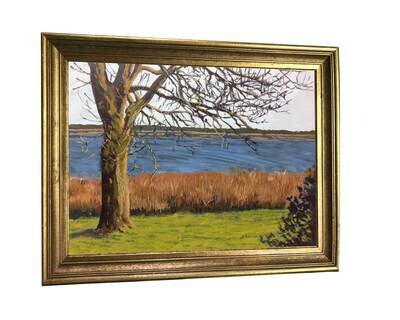 Greenwich Cove | Original Oil Painting