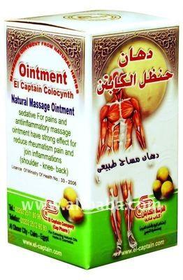 Natürliche Colocynthese-Salbe