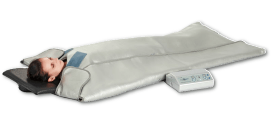 Vital & Detox FIR-Thermo-Therapie-Cocoon.