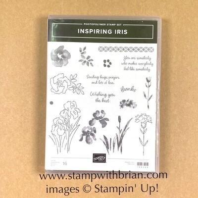 Inspiring Iris Photopolymer Stamp Set