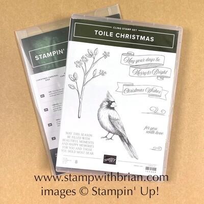 Toile Christmas Bundle