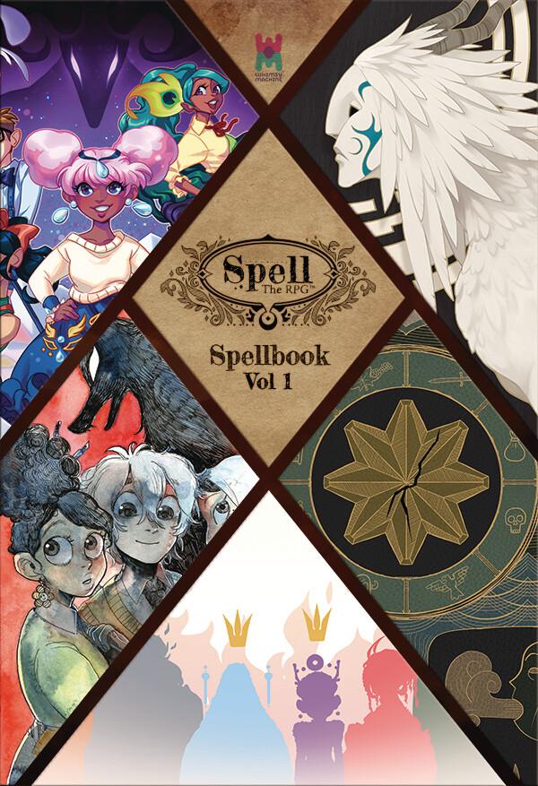 Spellbook Vol 1 (PDF)